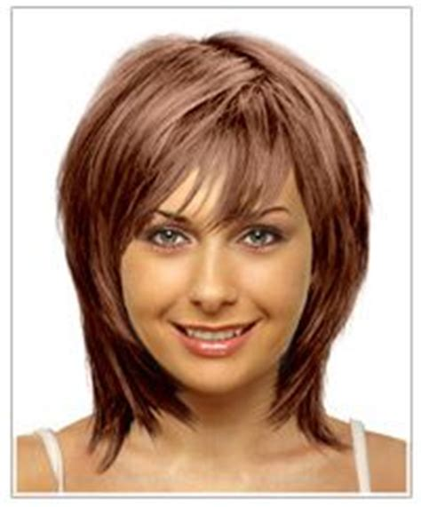shoulder length hair for women with pear shaped faces hair cut ideas on pinterest oval faces short layers and