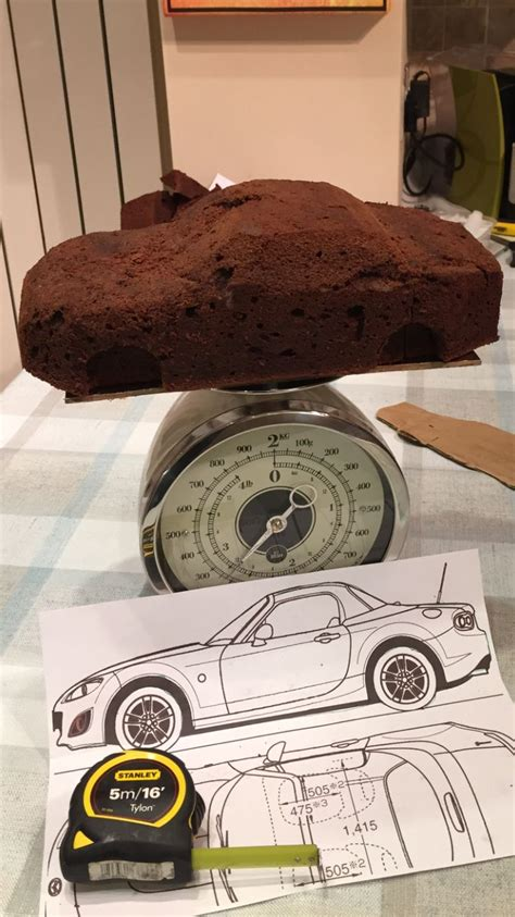car template for fondant cake autos post