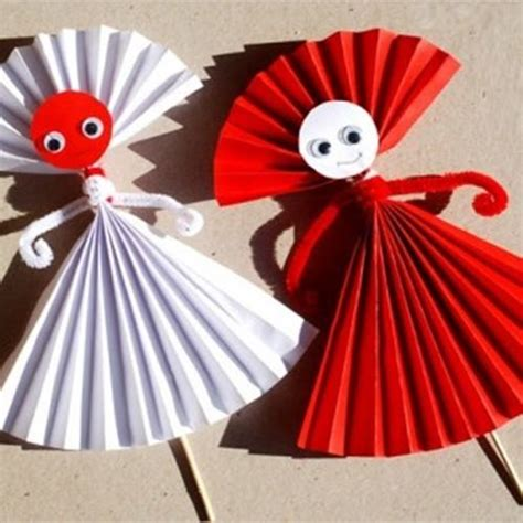 Crafts With Papers - craft for with paper find craft ideas