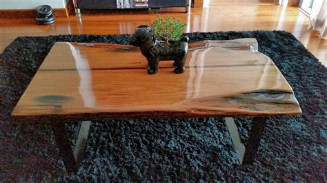 building a coffee table from scratch diy hardwood coffee table made out of recycled wood
