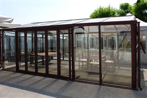 veranda da giardino euroserre italia veranda da giardino per protezione