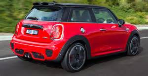Mini Cooper S Vs Cooper Works Mini Cooper Works 2016 Vs 2015 What Is New