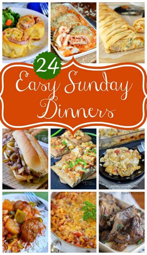 top ten sunday dinners 10 best images about dinner on easy sunday dinner dinner sides and homemaking