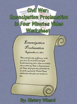 Emancipation Proclamation Worksheet by 1000 Ideas About The Emancipation Proclamation On Disney Gettysburg Address