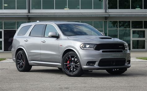 black durango srt 2018 dodge durango srt the hellcat s burly cousin review
