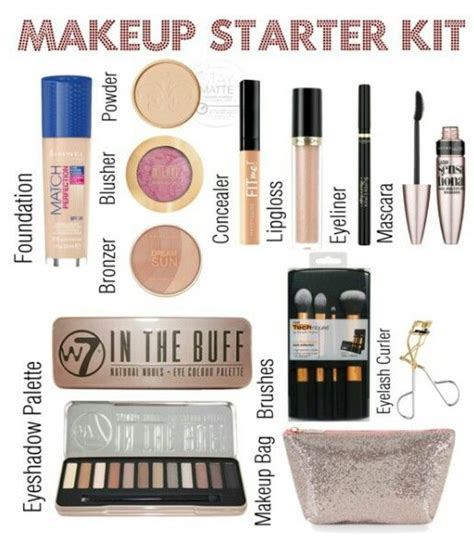 makeup themes names 25 best ideas about makeup starter kit on pinterest