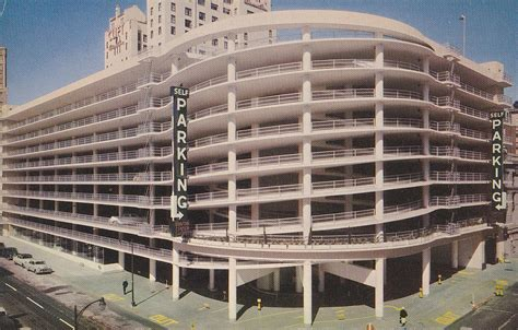 San Francisco Parking Garages by Parking Garages To Receive Security And Technology