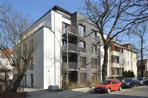 wohnungen karlshorst wohnhaus berlin karlshorst weyrauch architekten