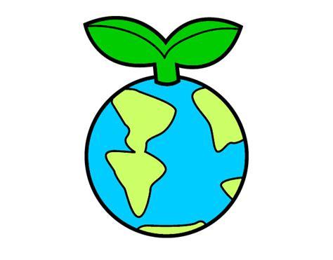 imagenes faciles para dibujar del medio ambiente dibujo de el mundo limpioooooo pintado por isaela en