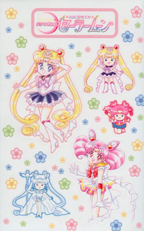 Sailor Moon Stickers