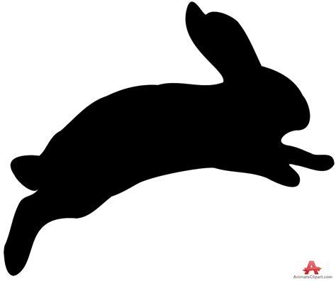 free clipart silhouette rabbit silhouette clip 101 clip