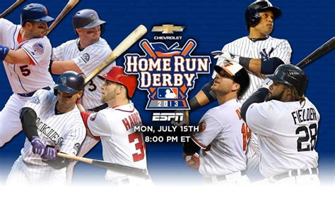 2013 mlb home run derby preview and predictions sports