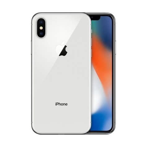 buy apple iphone x 256gb silver at best price in kuwait xcite