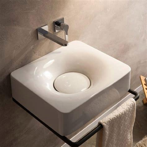 hole in bathroom sink fuji 0 hole sink zuri furniture
