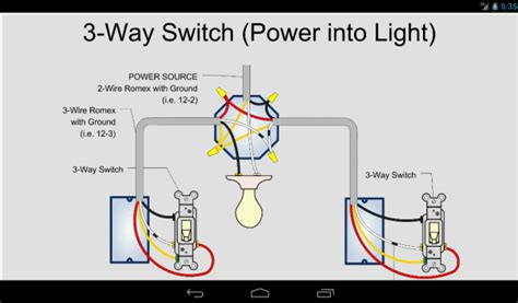 3 way electric switch wiring diagram 3 get free image