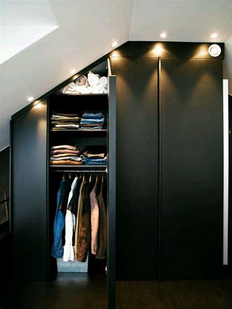 Attic Wardrobe by