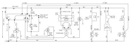 amana thermostat wiring diagram wiring diagram with