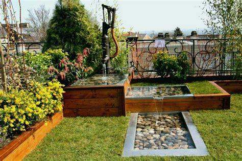 jardin unique enchanteur idee decoration jardin pas cher et decoration