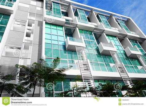 City Appartments by Modern City Apartment Housing Stock Image Image 13532297