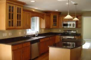 Types Of Kitchen Counter Tops Kitchen Types Of Kitchen Countertops Brownie Granite