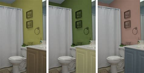 some helpful ideas in choosing the bathroom colour schemes