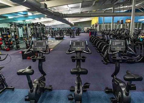 gym  wakefield total fitness