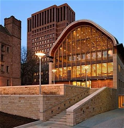 Best Mba Buildings Yale by What Are The Best Buildings On The Yale Cus