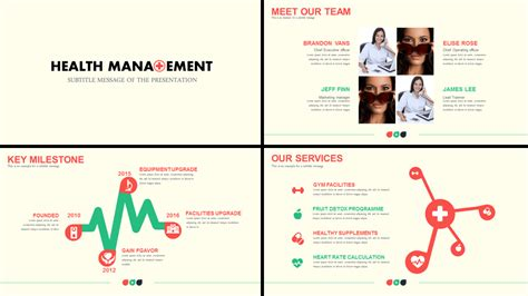 facility management ppt templates gallery templates