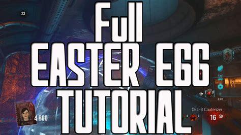 tutorial exo zombie quot exo zombies quot full easter egg tutorial exo zombies full