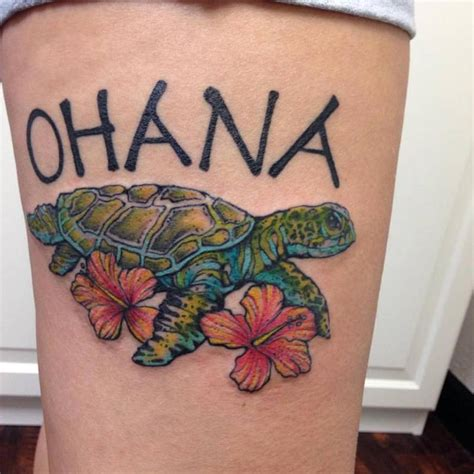 this ohana tattoo pictures to pin on pinterest page 7