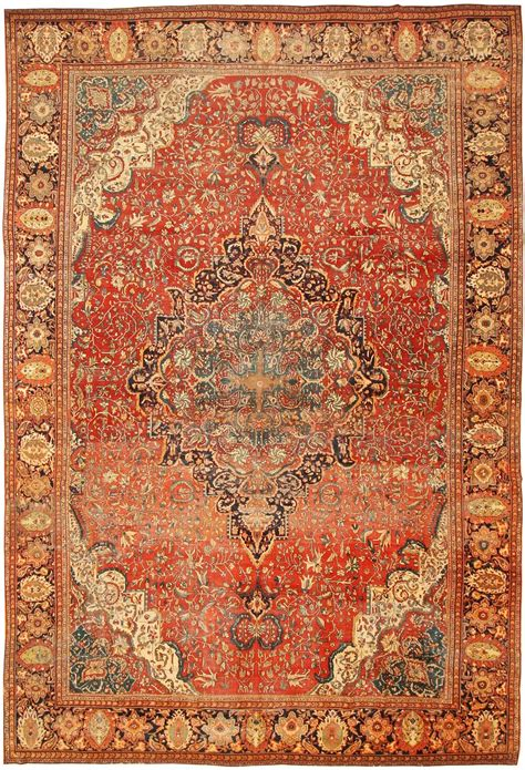 Rugs From Iran by Antique Carpet Antiques Center