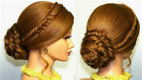 Wedding Hairstyles For Hair On Dailymotion by Hairstyle For Wedding On Dailymotion Best Healthy