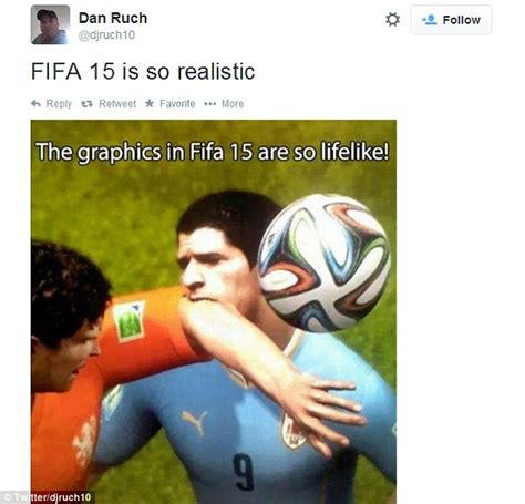 players with unique hair styles in fifa 15 luis suarez is still biting people well at least in
