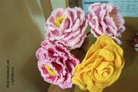fiori all uncinetto schemi in italiano bellissimi fiori all uncinetto con schema il