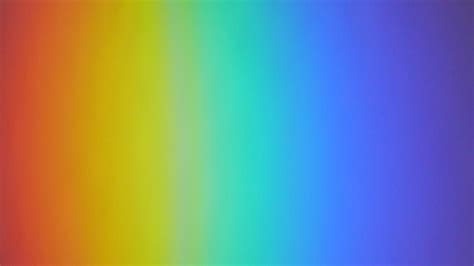 what colors are in the rainbow rainbow colours on my kitchen wall as beamed from a