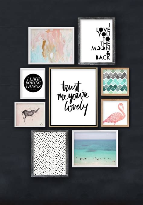 free printable wall art pictures printable wall art stylechallenge love chic living