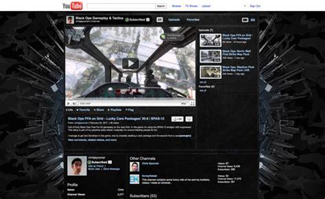 youtube dark layout designing a website 15 web design related photoshop