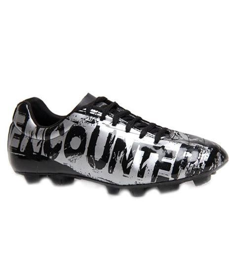 buy nivia football shoes nivia black silver football shoes price in india buy