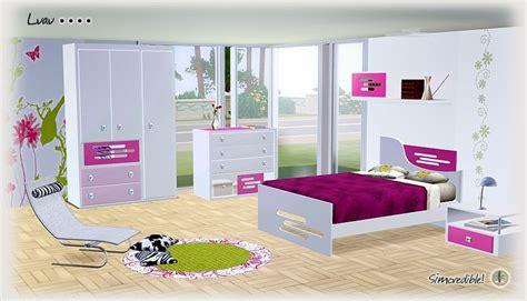 sims 3 schlafzimmer mod the sims 3 by bozena sypialnia dla nastolatki na