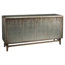 salome industrial stainless steel cashew leather counter french country industrial loft urban eclectic