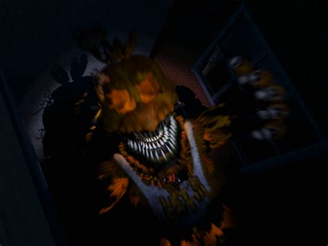 imagenes de jack o bonnie image jack o chica scare gif five nights at freddy s