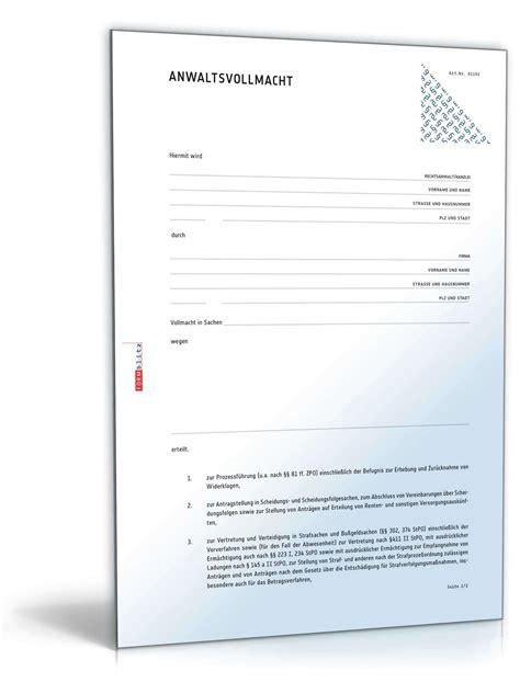 Muster Kaufvertrag Schweiz Anwaltsvollmacht Muster Zum