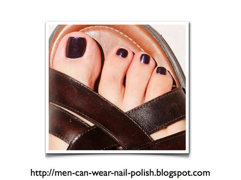 guys wearing toenail polish trend 2014 can wear toenail in 2014 men can wear nail polish l a