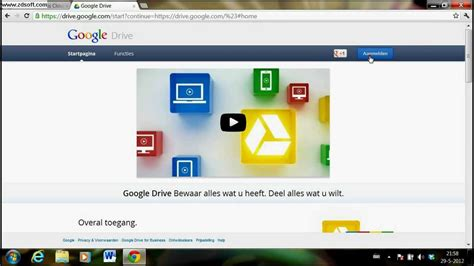 youtube tutorial google drive google drive tutorial nederlands youtube