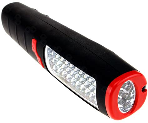 magnetic cordless led work light 37 led cob led magnetic torch flexible inspection l
