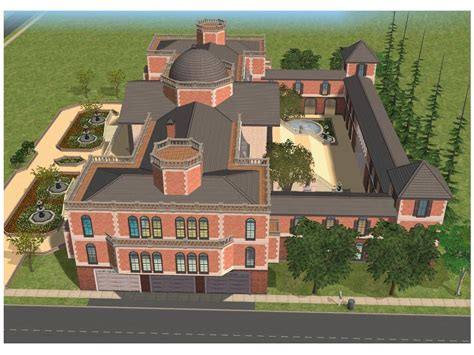 sims 3 luxury mansion by ramborocky on deviantart sims 2 luxury mansion by ramborocky on deviantart