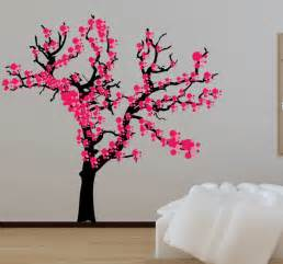 Japanese Wall Stickers spring japanese tree wall sticker tenstickers