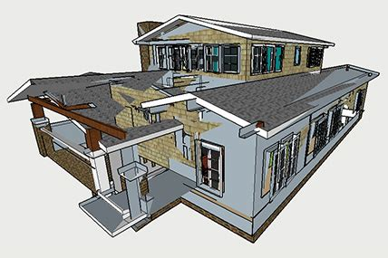 Architect House Plans skill builder sketchup blog