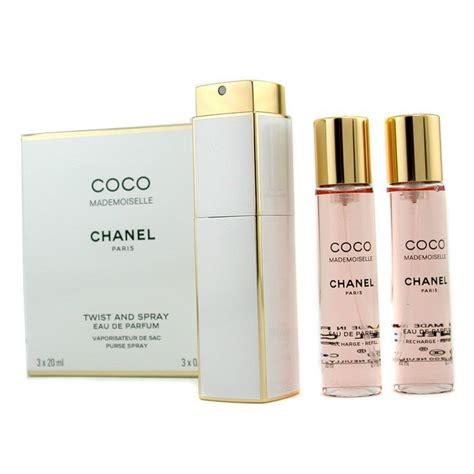 Parfum Twist by Chanel Coco Mademoiselle Twist Spray Edp The