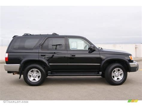 2001 Toyota 4runner Sr5 Specs Black 2001 Toyota 4runner Sr5 4x4 Exterior Photo 41334243